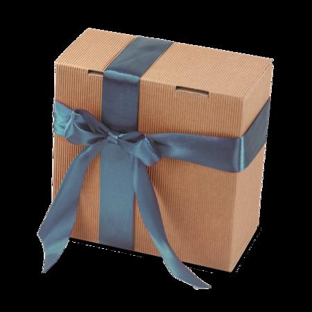 Pudełko prezentowe EKO Kraft 8 22x22x10 cm