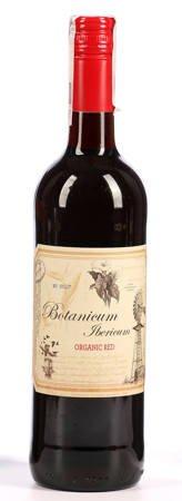 Wino Botanicum Ibericum Organic Red - Wino czerwone 0,7l - Hiszpania (242)
