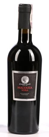Wino Malvasia Nera - Wino czerwone 0,75l - Włochy (248)
