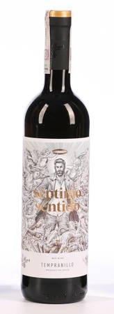 Wino Septimo Sentido - Wino czerwone 0,7l - Hiszpania (239)
